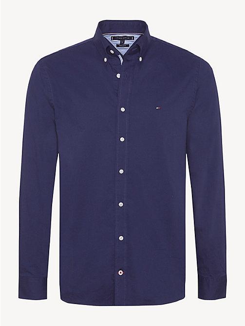 a8c1e0495 Men's Shirts | Flannel & Denim Shirts | Tommy Hilfiger® FI