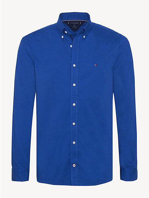 0967452d96e0 Men's Shirts | Flannel & Denim Shirts | Tommy Hilfiger® UK