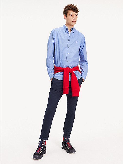 cabbfffd51939f Camicie Casual Uomo   Tommy Hilfiger® IT