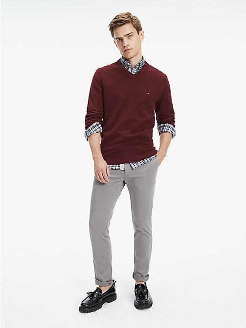 69772534fd Pantaloni da uomo | Pantaloni estivi da uomo | Tommy Hilfiger® IT