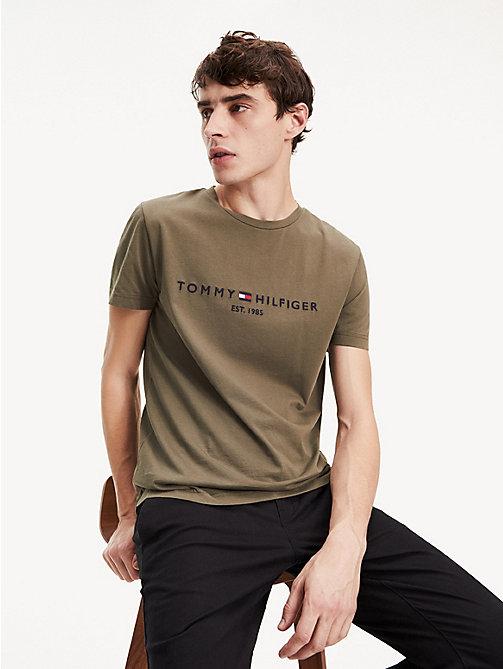 e43317d7 Men's T-Shirts | Summer T-Shirts for Men | Tommy Hilfiger® UK
