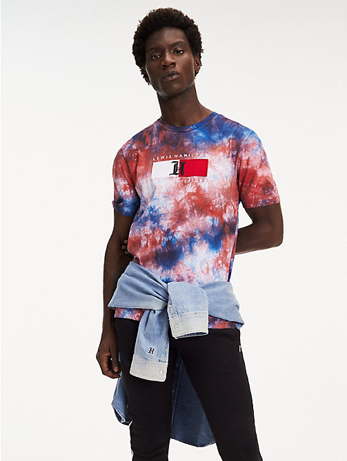 buy online 29be4 e4881 Men's T-Shirts | Tommy Hilfiger® DK