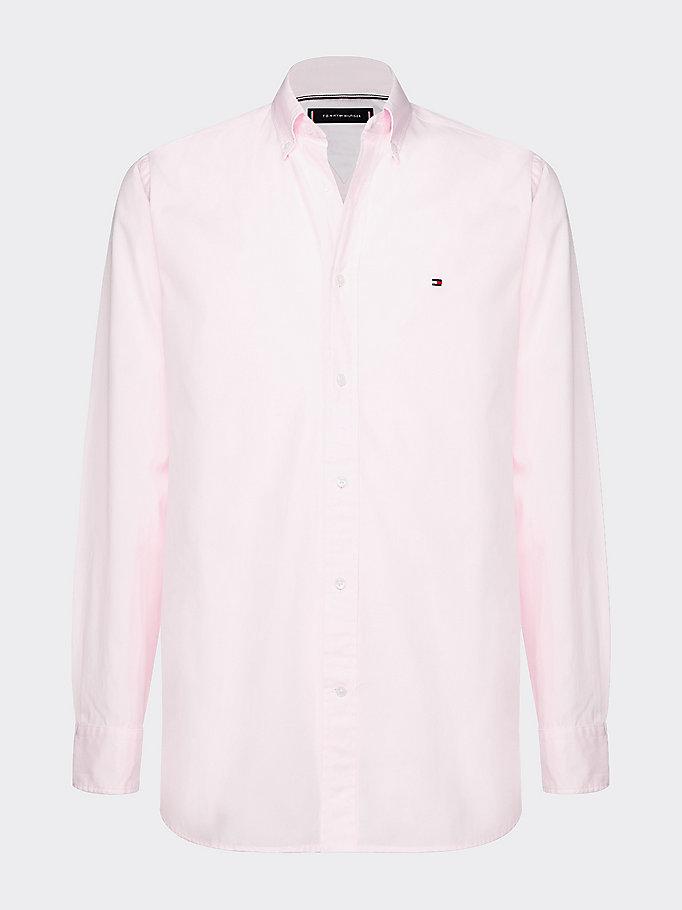 Hemd aus weicher Popeline