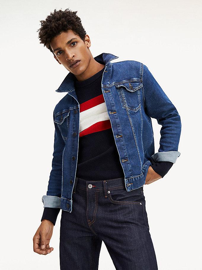 jeansjacke tommy hilfiger herrennn