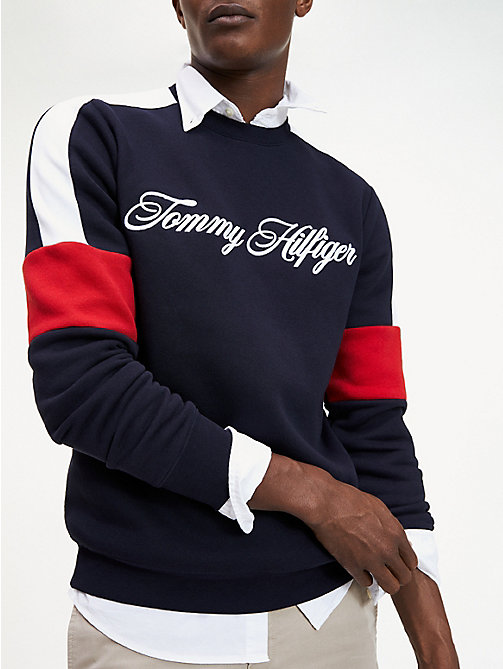 Details about Tommy Hilfiger Tjm Tommy x Coca Cola Hoodie Logo Muticolor Hoodie Hoody