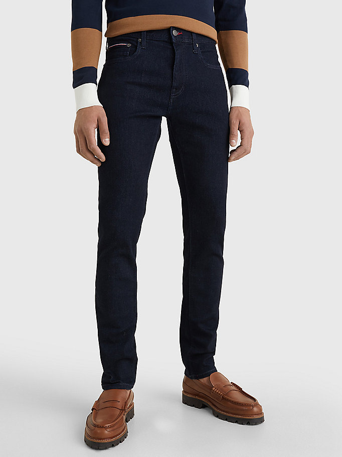 denim bleecker slim jeans für men - tommy hilfiger