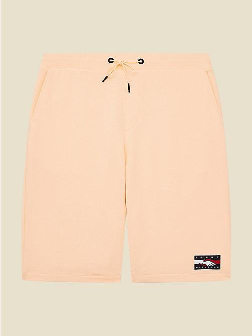 Mens Romper shorts XL Hermans Eco USA light plaid cotton hipster