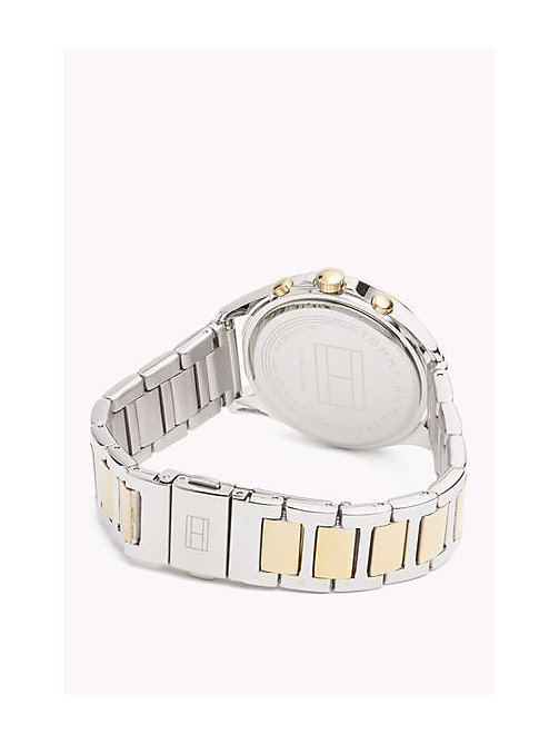 TOMMY HILFIGER Stainless Steel Watch - MULTI - TOMMY HILFIGER Часы - подробное изображение 1