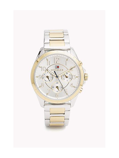 TOMMY HILFIGER Stainless Steel Watch - MULTI - TOMMY HILFIGER Часы - главное изображение