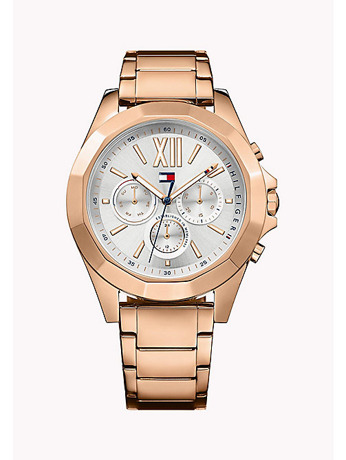 TOMMY HILFIGER Stainless Steel Watch - MULTI - TOMMY HILFIGER Watches - main image