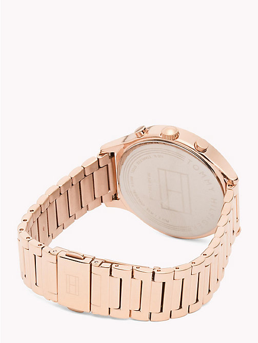 TOMMY HILFIGER Emmy Rose Gold Watch - ROSE GOLD - TOMMY HILFIGER Orologi - dettaglio immagine 1