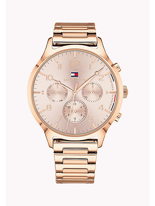 TOMMY HILFIGER Emmy Rose Gold Watch - ROSE GOLD - TOMMY HILFIGER Watches - main image