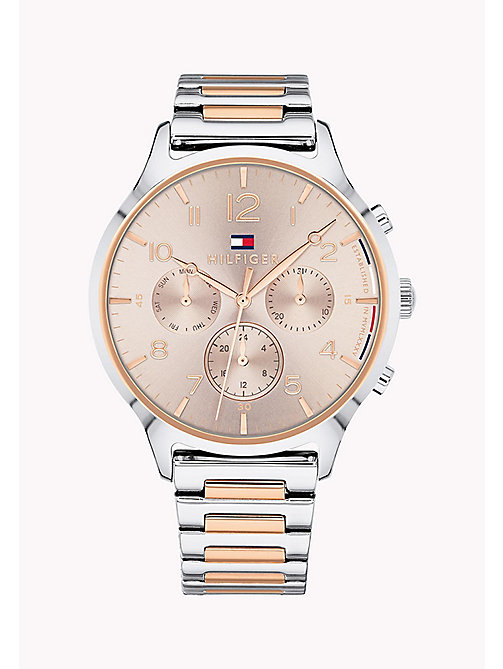 TOMMY HILFIGER Emmy Rose Gold Watch - ROSE GOLD - TOMMY HILFIGER Orologi - immagine principale