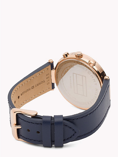 TOMMY HILFIGER Chloe Navy Watch - NAVY - TOMMY HILFIGER Watches - detail image 1
