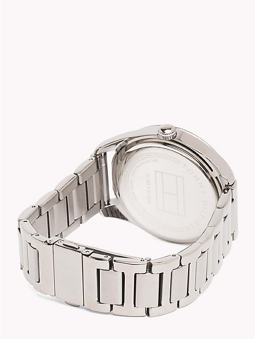 TOMMY HILFIGER Stainless Steel Technical Watch - STAINLESTAINLESS STEEL STEEL - TOMMY HILFIGER Watches & Jewelry - detail image 1