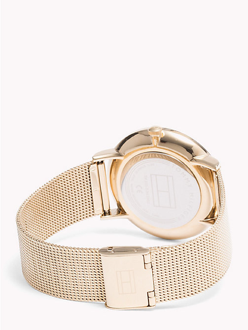 TOMMY HILFIGER Jenna Yellow Gold Watch - YELLOW GOLD - TOMMY HILFIGER Montres - image détaillée 1