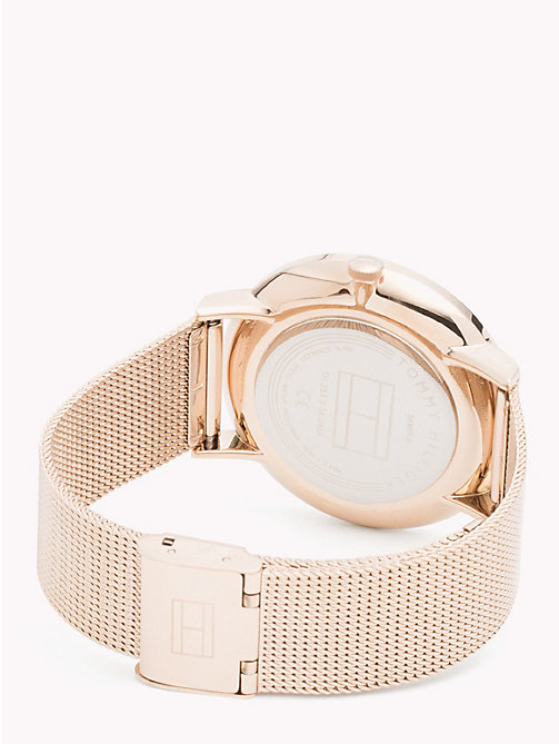 TOMMY HILFIGER Jenna Carnation Gold Watch - CARNATION GOLD - TOMMY HILFIGER Watches - detail image 1
