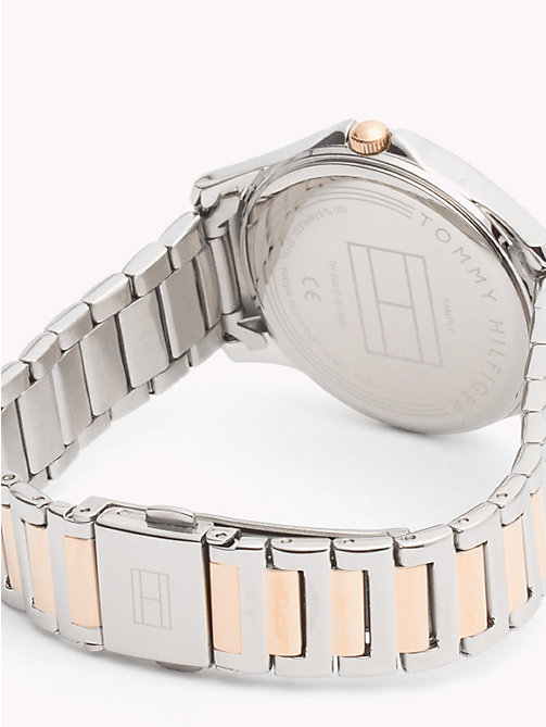 TOMMY HILFIGER Two-Tone Watch - TWO TONE - TOMMY HILFIGER Watches - detail image 1