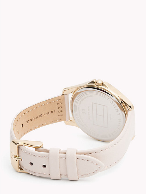 TOMMY HILFIGER Lori Blush Strap Watch - BLUSH - TOMMY HILFIGER Watches & Jewelry - detail image 1