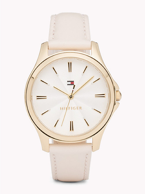 TOMMY HILFIGER Lori Blush Strap Watch - BLUSH - TOMMY HILFIGER Watches & Jewelry - main image