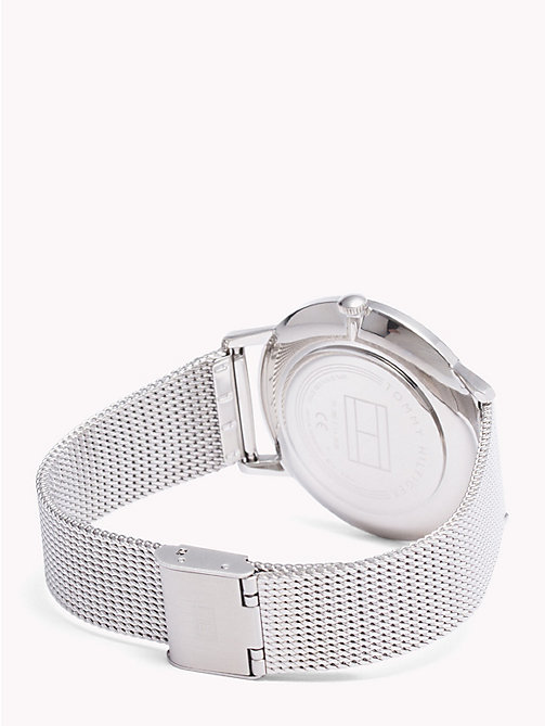 TOMMY HILFIGER Alex Stainless Steel Watch - STAINLESS STEEL - TOMMY HILFIGER Watches & Jewelry - detail image 1