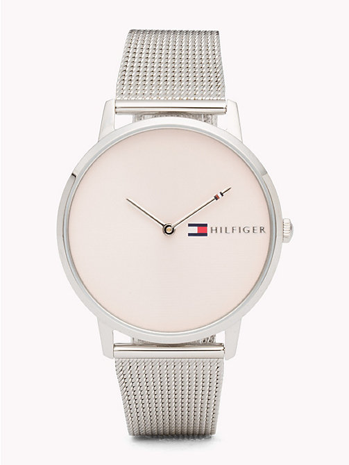 TOMMY HILFIGER Alex Stainless Steel Watch - STAINLESS STEEL - TOMMY HILFIGER Watches & Jewelry - main image