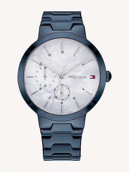 dd1b3898fdba9 TOMMY HILFIGERMulti-Function Link Bracelet Watch