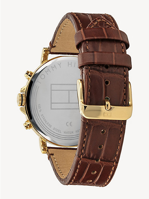2c691b49c Men's Watches   Leather Strap Watches   Tommy Hilfiger® UK