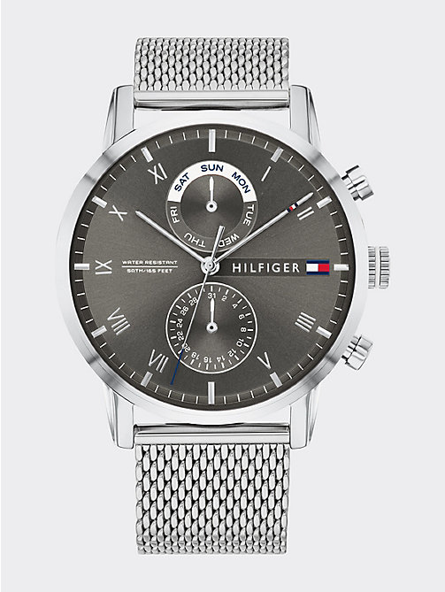 29a0cebac Men's Watches | Leather Strap Watches | Tommy Hilfiger® UK