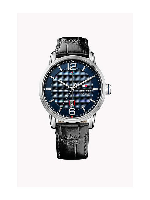 TOMMY HILFIGER GEORGE STAINLESS STEEL - MULTI - TOMMY HILFIGER Horloges - main image