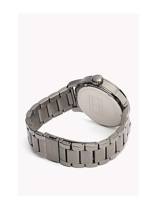 Metal Strap Watch - MULTI - TOMMY HILFIGER Bags & Accessories - detail image 1