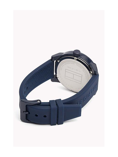 TOMMY HILFIGER Silicone Strap Watch - MULTI - TOMMY HILFIGER Watches - detail image 1