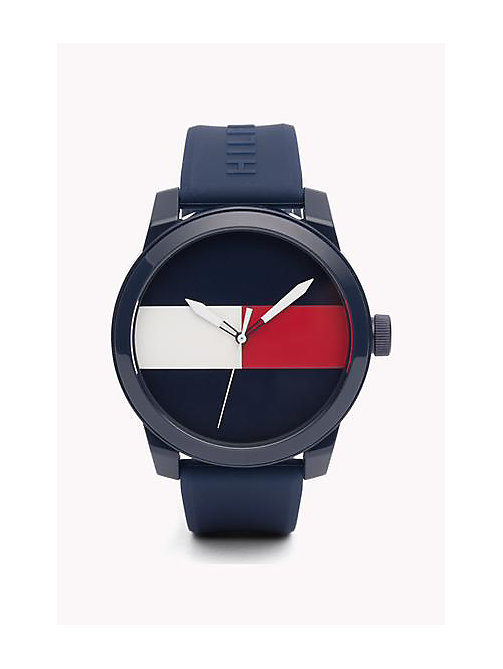 TOMMY HILFIGER Silicone Strap Watch - MULTI - TOMMY HILFIGER Watches & Jewelry - main image