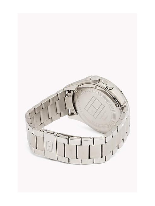 TOMMY HILFIGER Stainless Steel Watch - MULTI - TOMMY HILFIGER Watches - detail image 1