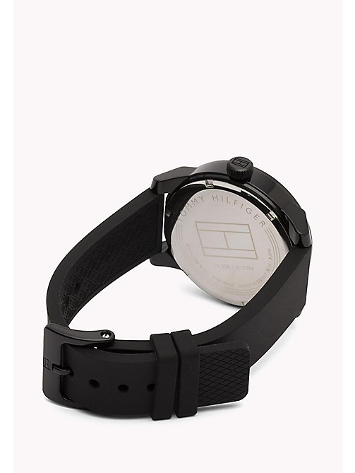 TOMMY HILFIGER Stainless Steel Silicone Strap Watch - MULTI - TOMMY HILFIGER Bags & Accessories - detail image 1