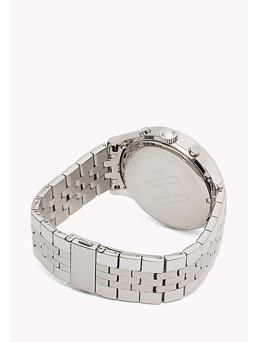 TOMMY HILFIGER Stainless Steel Strap Watch - MULTI - TOMMY HILFIGER Watches - detail image 1