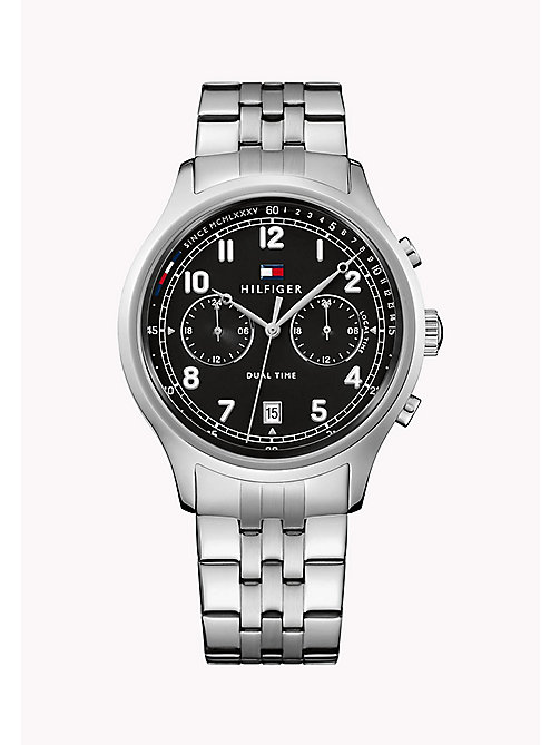 TOMMY HILFIGER Stainless Steel Strap Watch - MULTI - TOMMY HILFIGER Watches - main image
