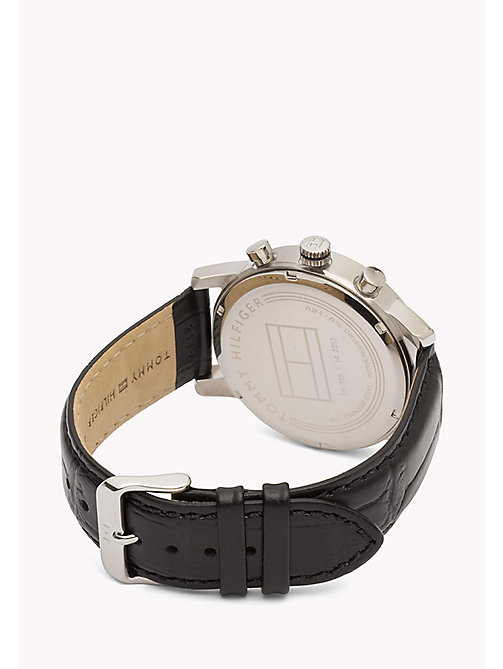 TOMMY HILFIGER Kane-M-Ss-Rou-Blk-S-Leblk - MULTI - TOMMY HILFIGER Watches - detail image 1