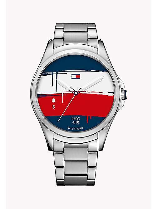 TOMMY HILFIGER Th247-M-Ss-Rou-B-Ss - MULTI -  Horloges - main image