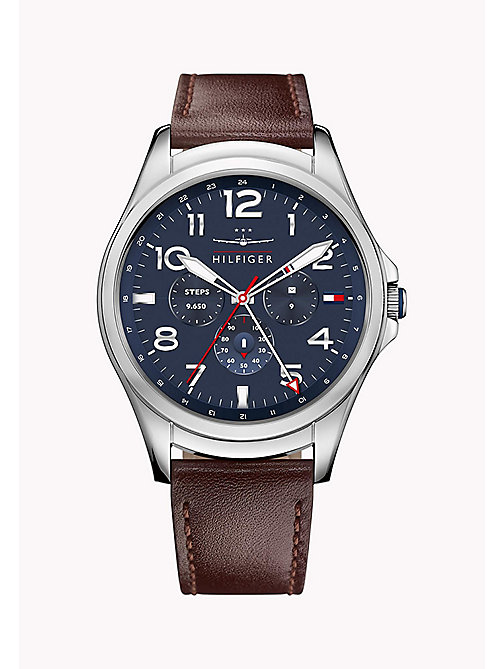 TOMMY HILFIGER Th247-M-Ss-Rou-S-Lebrn - MULTI - TOMMY HILFIGER Watches - main image