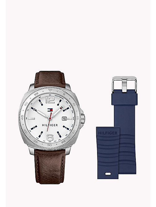 TOMMY HILFIGER Interchangeable Strap Watch - MULTI - TOMMY HILFIGER Watches - main image