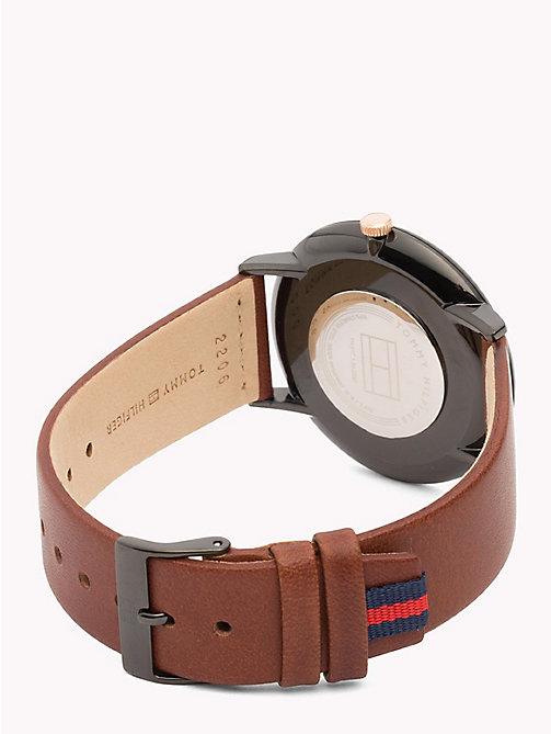 TOMMY HILFIGER James Brown Watch - BROWN - TOMMY HILFIGER Watches - detail image 1