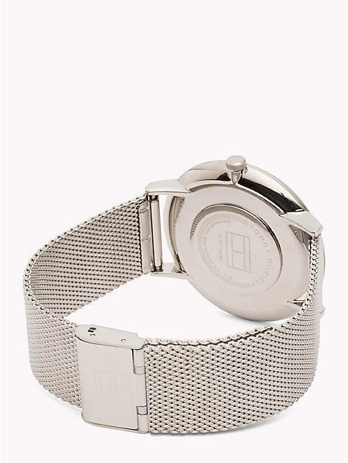 TOMMY HILFIGER Mesh Bracelet Watch - STAINLESS STEEL - TOMMY HILFIGER Watches - detail image 1
