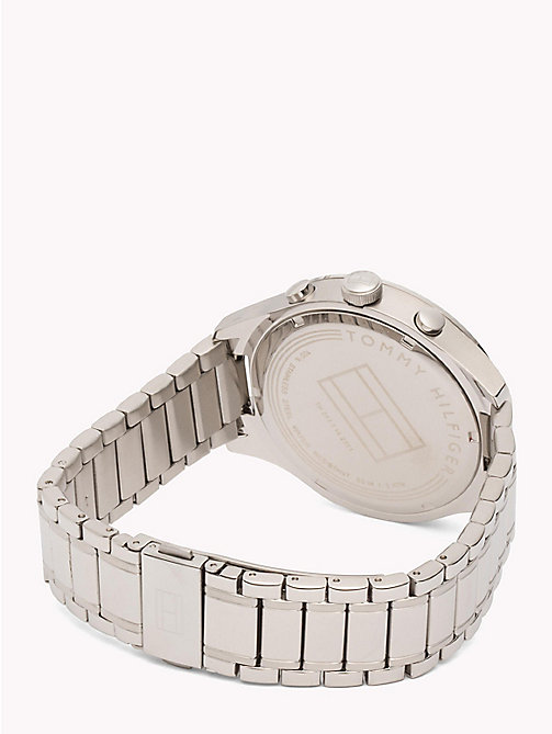 TOMMY HILFIGER Gavin SS Watch - STAINLESS STEEL - TOMMY HILFIGER Watches - detail image 1