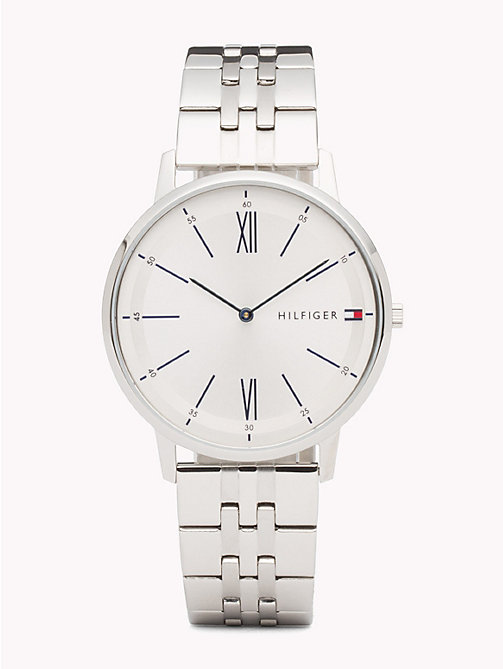 TOMMY HILFIGER Cooper Stainless Steel Watch - STAINLESS STEEL - TOMMY HILFIGER Horloges - main image