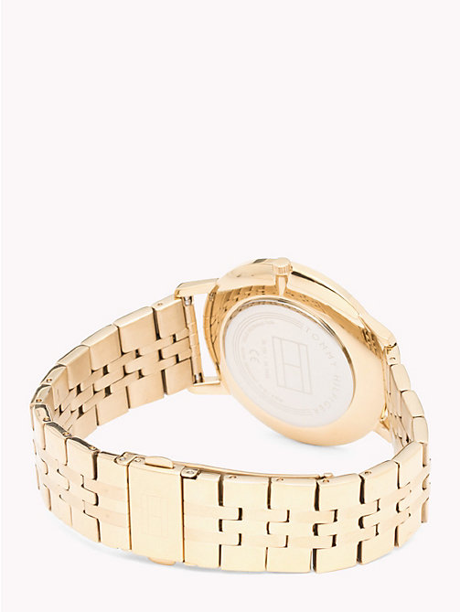 TOMMY HILFIGER Cooper Yellow Gold Watch - YELLOW GOLD - TOMMY HILFIGER Watches & Jewelry - detail image 1