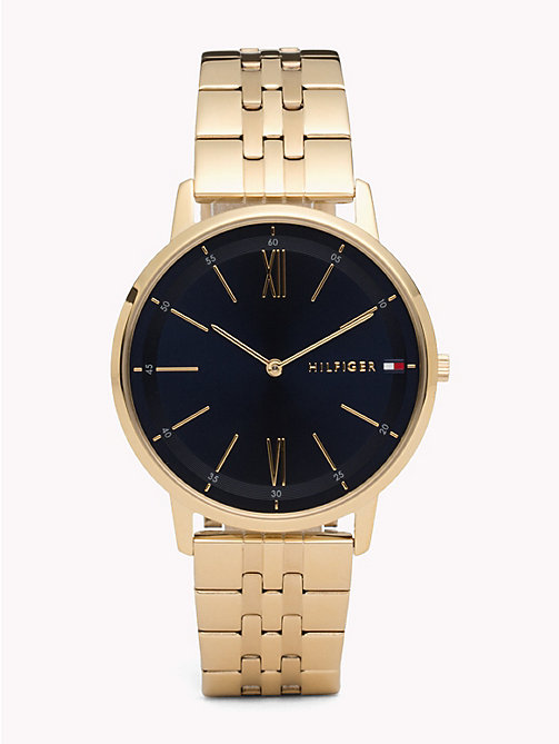 TOMMY HILFIGER Cooper Yellow Gold Watch - YELLOW GOLD - TOMMY HILFIGER Horloges - main image