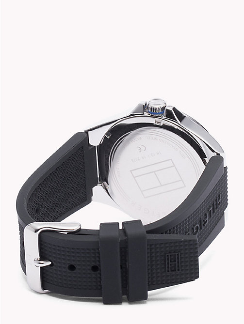 TOMMY HILFIGER Riverside Black Watch - BLACK - TOMMY HILFIGER Watches - detail image 1