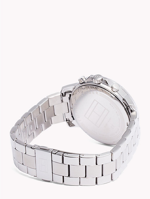 TOMMY HILFIGER Three-dial Stainless Steel Watch - STAINLESS STEEL - TOMMY HILFIGER Watches & Jewelry - detail image 1