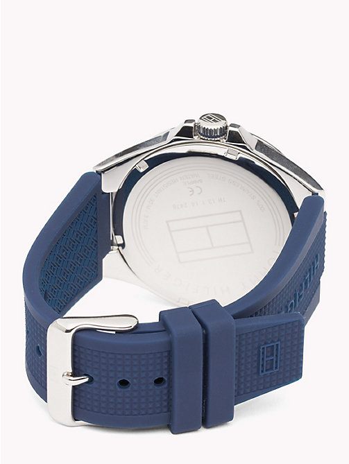TOMMY HILFIGER Riverside Blue Watch - BLUE - TOMMY HILFIGER Watches & Jewelry - detail image 1